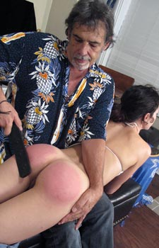 Spanking College Girls
