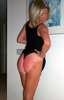 Severe Real Spankings