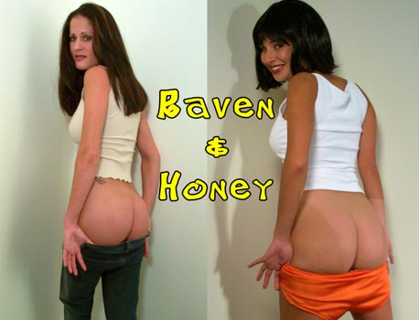 Spanking Hooters Girls