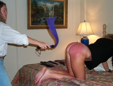 Submissive Spankings