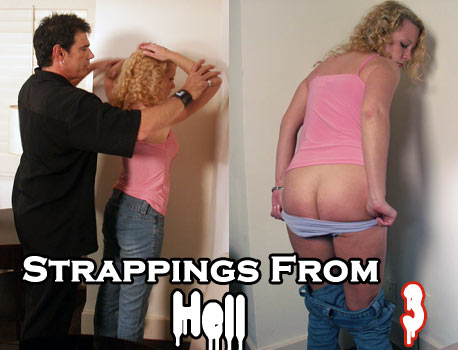 Girls Severe Strappings