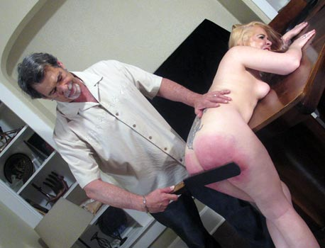 Naked and Punished