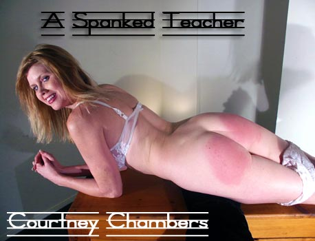 Real Teachers Spanked