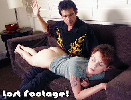 Spanking Annabelle Lee